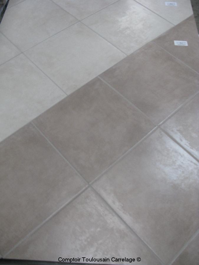 Carrelage en ligne faiences cuisine sanitaire toulouse paris for Carrelage 60x60 taupe