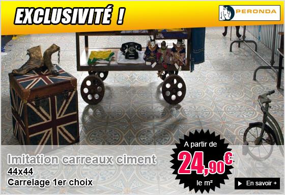 Carrelage Design croisillon nivelant carrelage : Carrelage en ligne Faiences Cuisine Sanitaire Toulouse Paris
